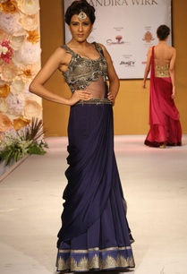 blue-embellished-draped-sari-with-sheer-details