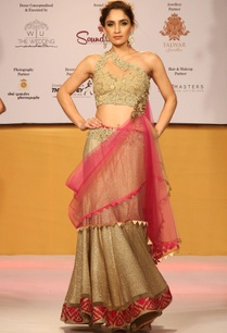 gold-and-pink-shimmer-lehenga-set