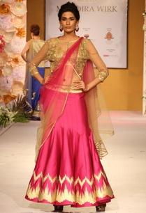 pink-gold-zari-embellished-lehenga-set