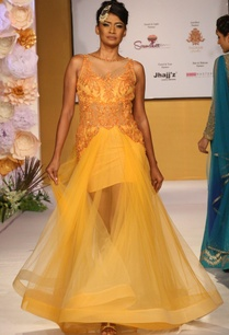 yellow-orange-gown-with-sheer-detailing