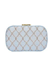 powder-blue-japanese-bead-embellished-clutch