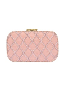 baby-pink-bead-embellished-clutch