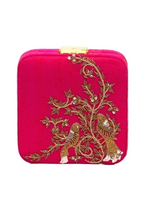 rani-pink-box-clutch-with-zardozi-embroidery