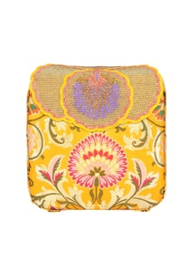 yellow-box-clutch-with-tibetan-brocade-embroidery