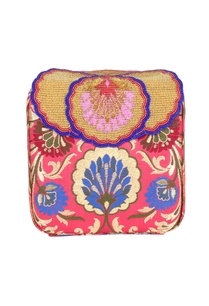 pink-box-clutch-with-tibetan-brocade-embroidery
