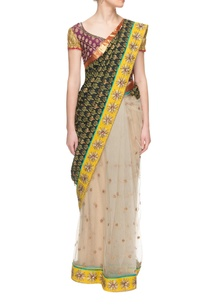 multi-colored-embellished-sari-with-motif-prints-a-blouse