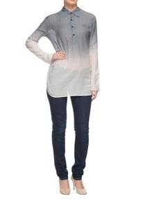 grey-white-ombre-kurti-shirt