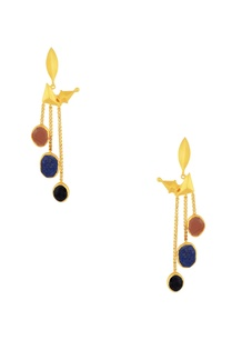 gold-plated-dangler-earrings-with-semi-precious-stones