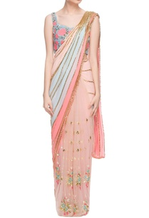 pastel-sari-with-lilac-embroidered-blouse