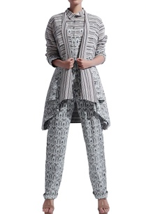 black-grey-multi-print-jumpsuit