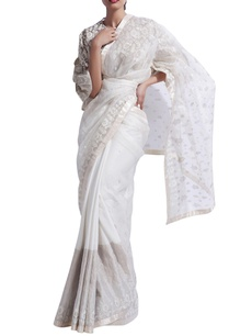 off-white-jamdani-sari