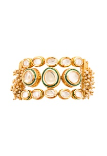 gold-plated-kundan-studded-bracelet-with-pearls