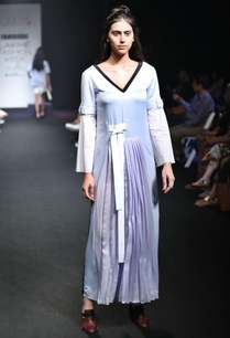 sky-blue-pleated-dress
