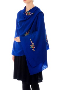 electric-blue-embroidered-cashmere-stole