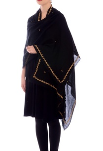 black-sequin-work-cashmere-stole