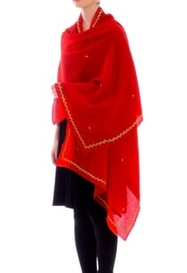 red-sequin-work-cashmere-stole