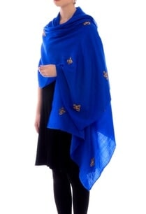royal-blue-resham-work-cashmere-stole