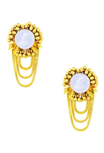 gold-plated-earrings-with-vintage-coin-ghungroos