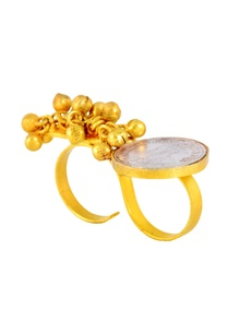 gold-plated-ring-with-ghungroos-coin