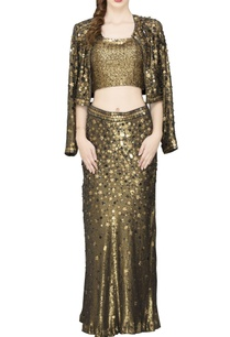 copper-sequin-crop-top-skirt-with-a-shrug