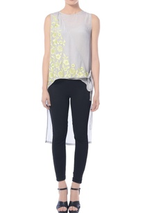 grey-high-low-embroidered-tunic
