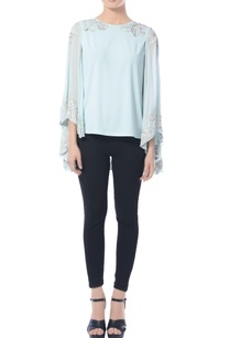 pastel-blue-embroidered-batwing-top