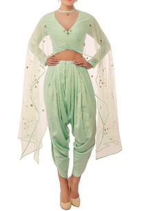 pale-blue-crop-top-with-dhoti-and-cape-set