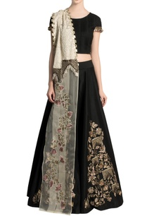 black-ivory-embellished-lehenga-set