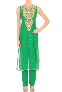 parakeet-green-jumpsuit-and-kurta