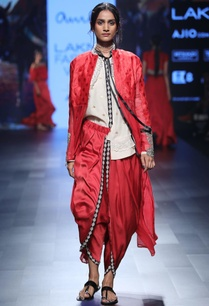 red-jacket-with-embellished-cuff