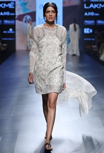ivory-embroidered-short-dress