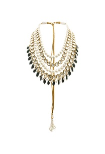 gold-plated-multi-layered-kundan-necklace
