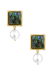 gold-plated-drop-earrings-with-natural-stones