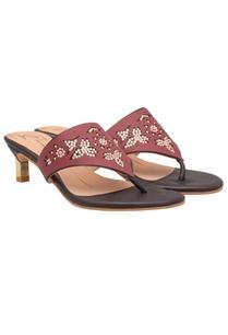 maroon-laser-cut-kitten-heels