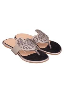 grey-laser-cut-sandals
