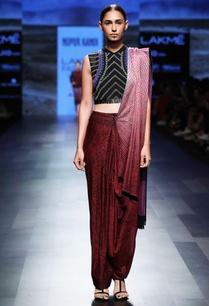 multi-colored-bandhani-sari