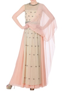 peach-pista-green-embellished-anarkali