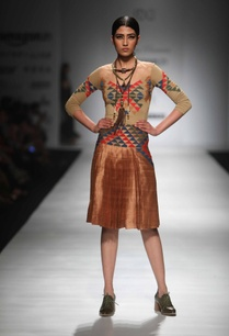 copper-pleated-nomad-skirt