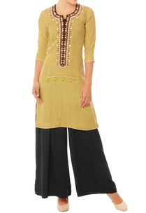 pale-yellow-embroidered-tunic