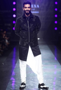 black-velvet-embellished-jacket