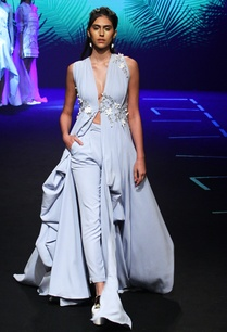 powder-blue-flowy-jacket-with-pleated-pants