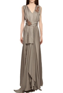 grey-silk-embellished-gown