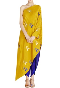 blue-relaxed-fit-dhoti-pants