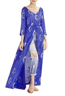 cobalt-blue-printed-maxi-top