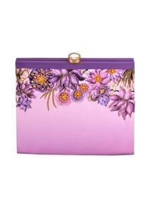 purple-shaded-lotus-print-box-clutch