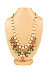 gold-plated-kundan-necklace-with-multi-colored-stones