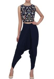 navy-blue-dhoti-pants