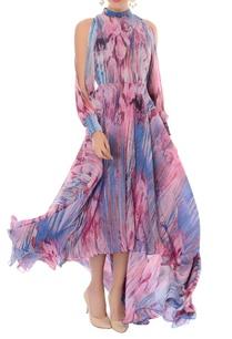 lavender-bougainvillea-pink-high-low-maxi-dress