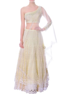 ivory-double-layer-one-sided-crop-top-lehenga-set