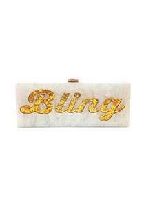 white-gold-bling-monogrammed-clutch